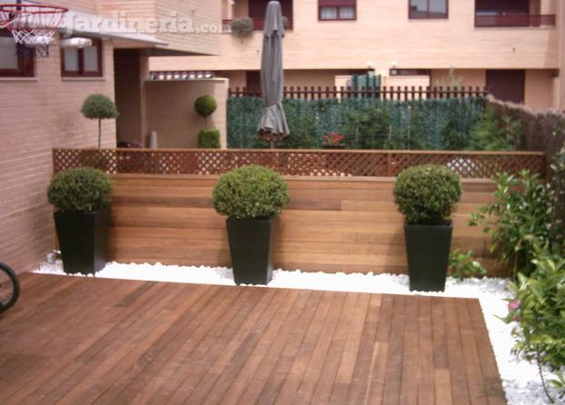 Decoraci n de terrazas zaragoza ciudad for Decoracion zaragoza