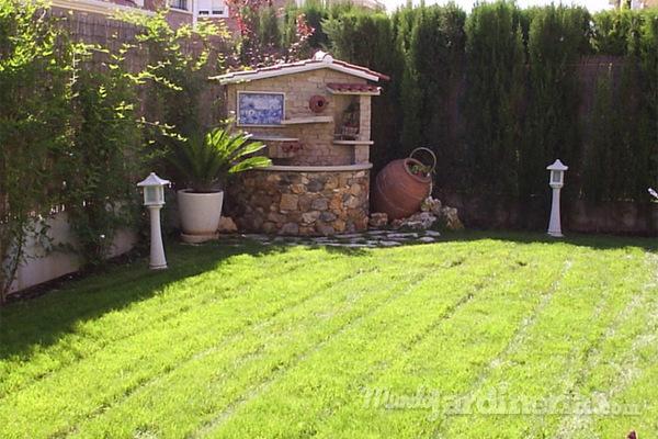 Optimizaci n de los sistemas de riego para el jard n for Riego de jardines