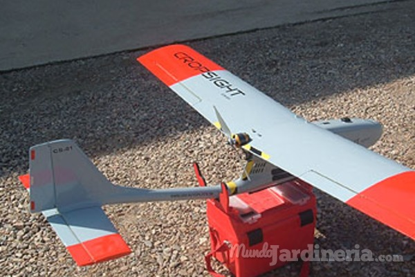 Aviones no tripulados: un sistema para conocer con precisión la situación de los cultivos