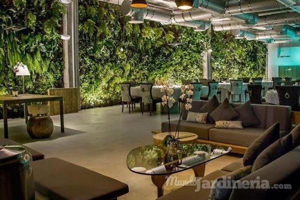 Los jardines verticales más espectaculares del mundo