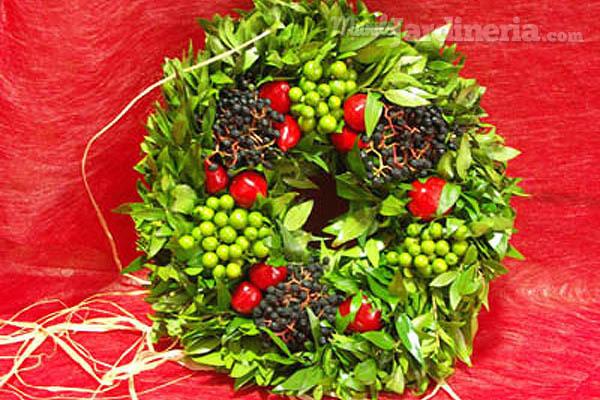 Prepara los mejores adornos navide os con flores y plantas - Los adornos navidenos ...