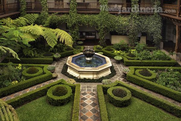 F rmate para ser jardinero en las escuelas especializadas for Jardines pequenos para escuelas