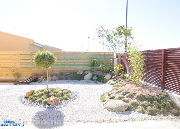Im genes de serbal paisajismo y jardineria for Jardin oriental