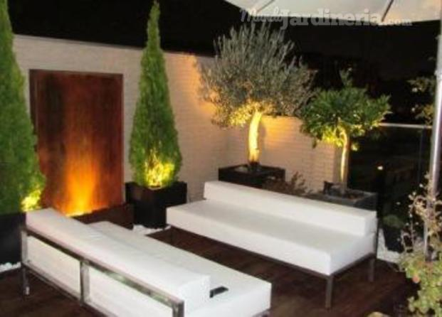 Un ambiente chill out en el jad n o terraza pictures to - Chill out jardin ...