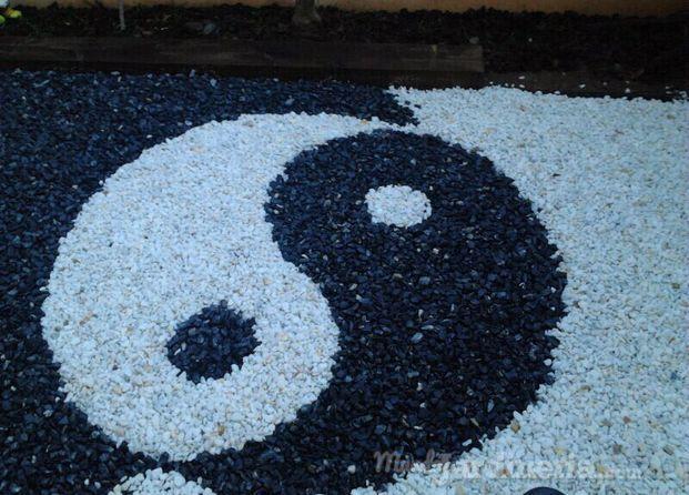 Im genes de jardines dain for Jardin yin yang
