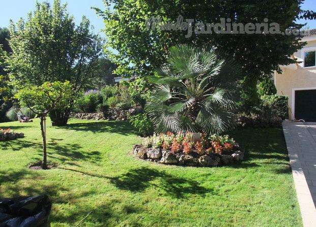 Jardines Y Paisajismo La Encina Mundojardineriacom - Paisajismo-jardines