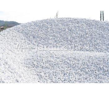 Canto rodado blanco puro - Canto rodado blanco ...