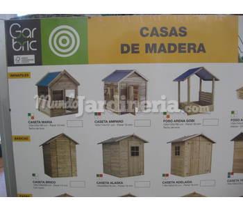 Casetas de jard n for Casetas de madera para jardin